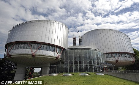 Human rights: The court in Strasbourg found that the decision to re-detain Abdi in 2008 when he breached his bail conditions was not lawful because the required reviews weren't carried out