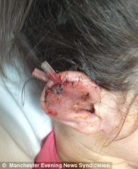 Girl, 11, spends NINE DAYS in hospital on a drip after ...