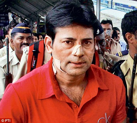 Abu Salem was hired from Azamgarh