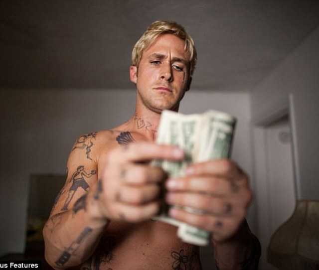 Money Shot Ryan Gosling Finally Hits The Silver Screen Shirtless In His Latest Film