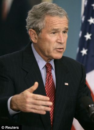 President George W. Bush created the Department of Homeland Security in 2003 as part of a broad response to the Sept. 11, 2001 attacks on the World Trade Center towers in New York City and the Pentagon in Northern Virginia