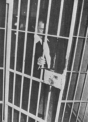 How two antiapartheid activists broke free from South Africas toughest prison with a set of