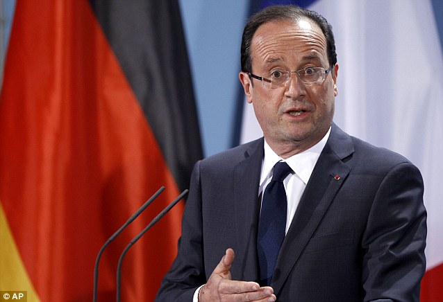 Mr Hollande inherited an over-taxed, over-regulated, sclerotic France, and systematically set out to make all its problems worse.