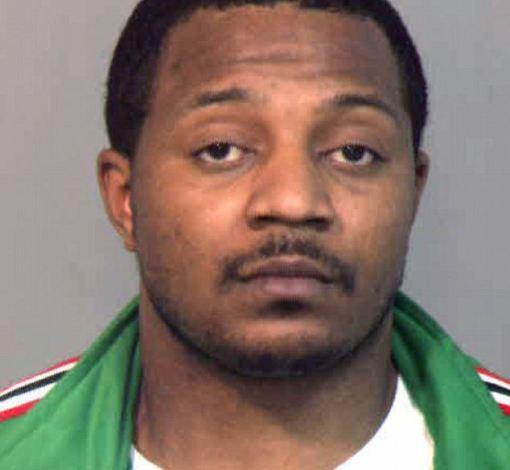 BUSY MAN: Convict Tavon White has impregnated four female guards at his prison