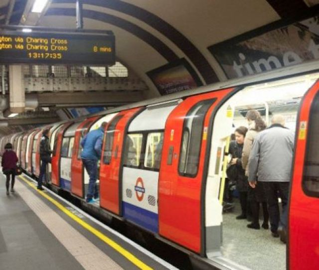 Hot Poorly Ventilated Underground Stations Are The Perfect Environment For Toxic Dusts To Accumulate
