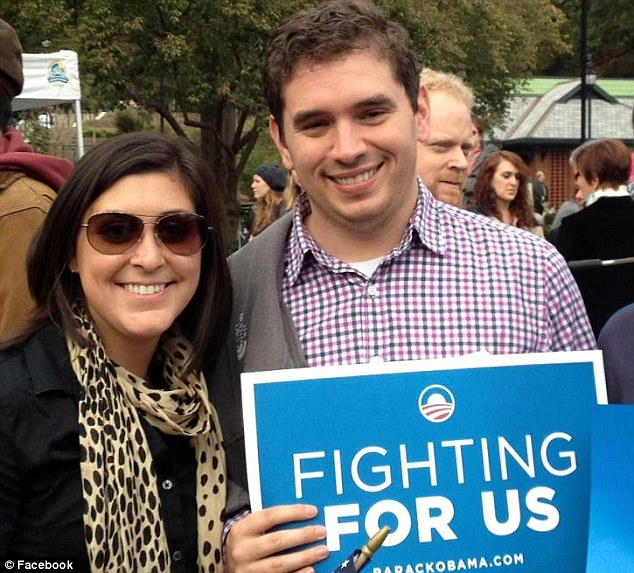 Active: Jamie was a political fundraiser with her own company, while her husband was a Democratic strategist