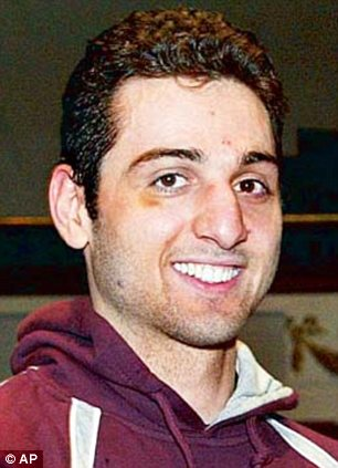 Radicalized: Tamerlan Tsarnaev had reportedly indicated in text messages to his mother that he was willing to die for Islam