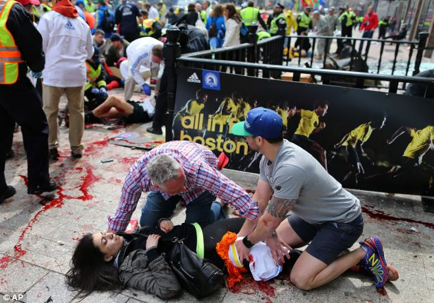 Tsarnaev said he was behind the devastating terrorist attack. He spoke to police from his hospital bed. Whether suspected terrorists should be read their Miranda rights has become a controversial issue in the U.S