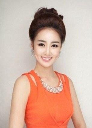 Miss Korea contestant