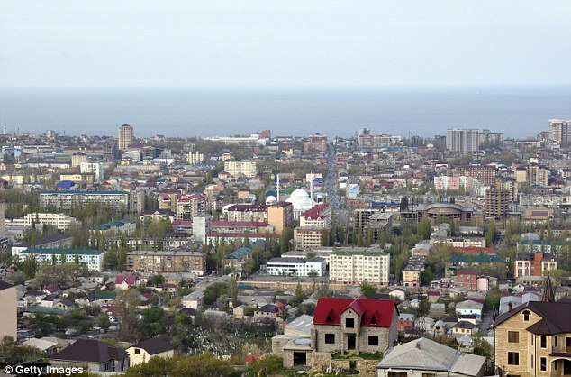 Hometown: U.S. officials are traveling to Dagestan, Russia (pictured) to interview associates who know the bomber's mother, Zubeidat Tsarnaev