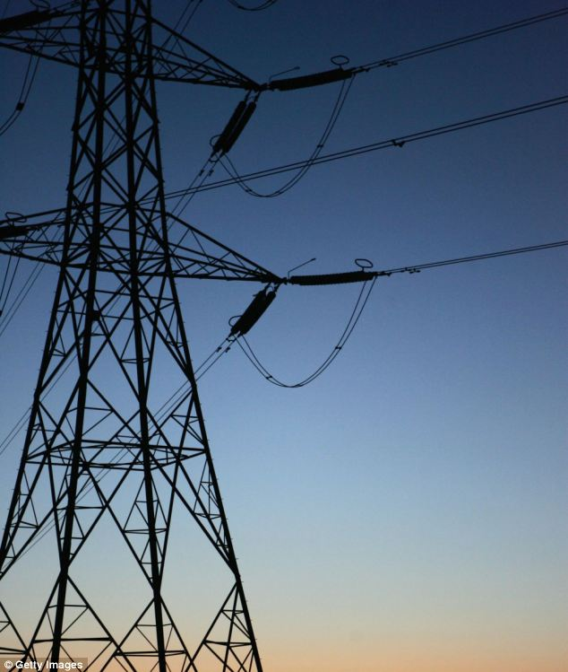 , the National Grid can shut down power to industrial firms to balance the grid