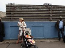 Poignant pictures of a decaying, crime-ridden housing ...