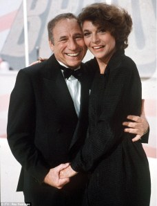 Image result for mel brooks and anne bancroft wedding
