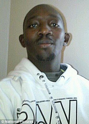 Komba Kpakiwa, who was found dead in the swimming pool of Down Hall Country House Hotel in Hatfield Heath, Essex