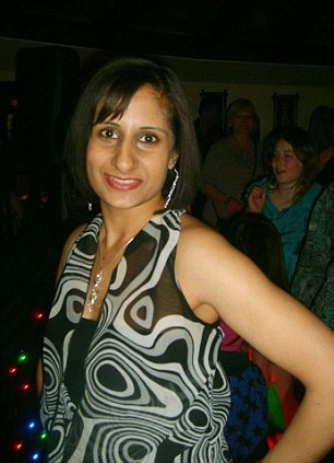 Gurpreet Kpakiwa, whose husband Komba died at the weekend while away with his lover, is said to be in shock