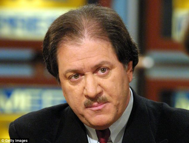 Joe DiGenova, shown here in a file photo, said Benghazi survivors 'want to tell their story and the [Obama] administration is going to do everything it can to stop them.'