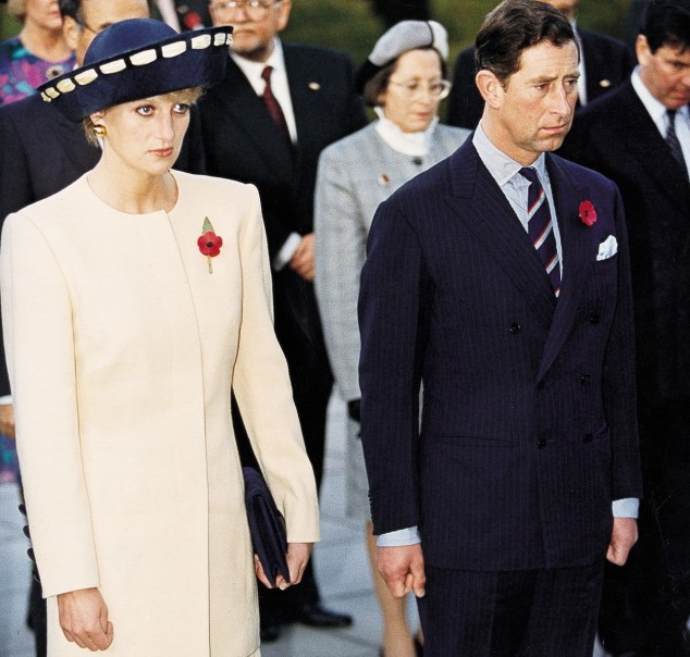 Destruction: The collapse of Princess Diana and Charles's marriage shaped the young prince and has made him determined not to repeat it