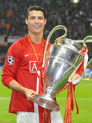 Megastar: Cristiano Ronaldo