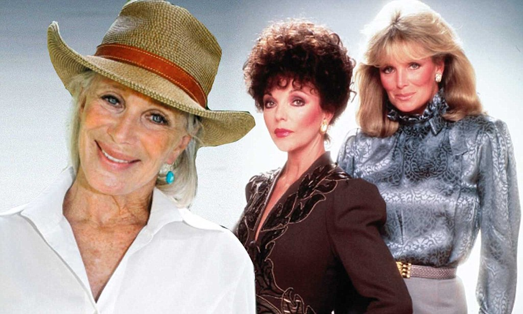 As Its Rumoured Dynasty Might Do A Dallas Linda Evans