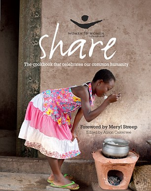 SHARE: The cookbook that shares our common humanity
