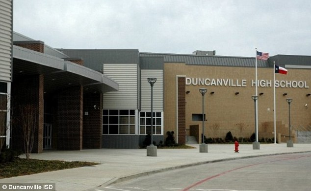 Duncanville High School Students