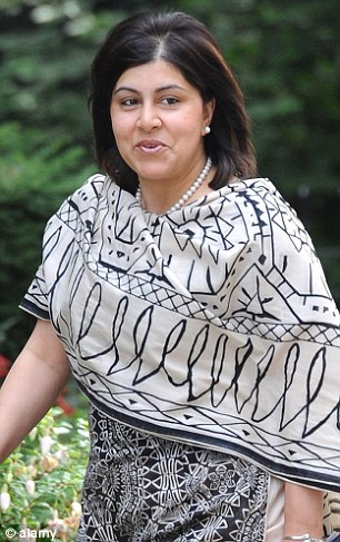 Taking on the taboo: Baroness Warsi says Britain must no longer be a soft touch