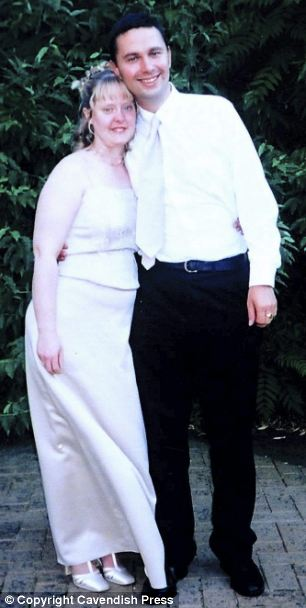 Antony Breeze with his partner Amanda Lowe. An inquest heard how Mr Breeze, 36, of Horwich, Bolton, set himself on fire after getting into debt with payday loan firms
