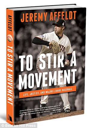 Affeldt reveals the pricy clerical error in his new book, To Stir a Movement, while describing his agent, the Players Association and the Giant's assistant general manager all telling him he could keep the money