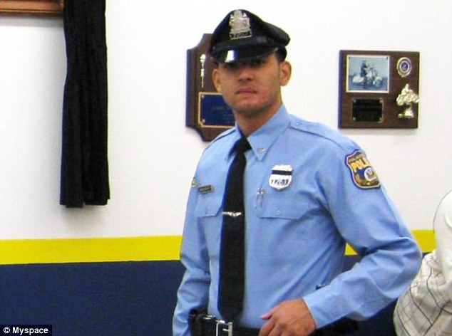 History of violence: Before leaving the force, DeCoatsworth was involved in two others incidents in April and September of 2009 where he shot two suspects