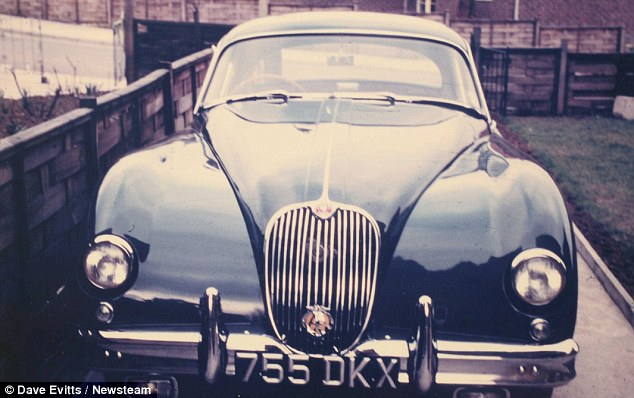 Mr Moore has tried other luxury car manufacturers, but always finds himself coming back to Jaguar