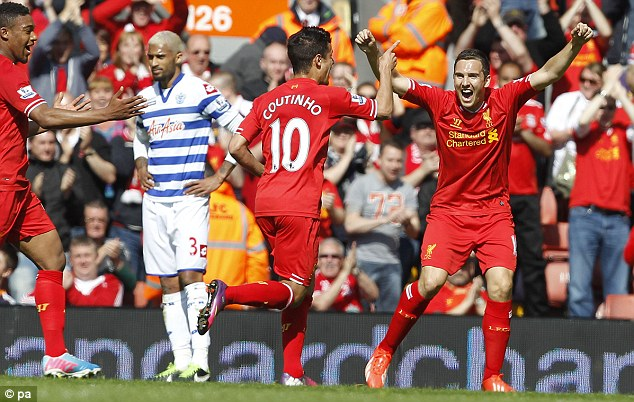 Key recruit: The arrival of Philippe Coutinho has vindicated Liverpool's transfer policy