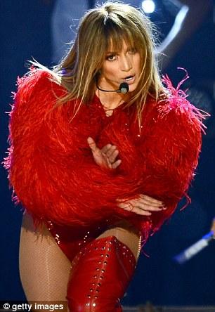Billboard Music Awards 2013 Jennifer Lopez Performs In