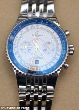 Breitling £5,275 watch