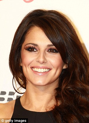 cheryl cole voted as having world s best smile as study reveals we worry more about our grins
