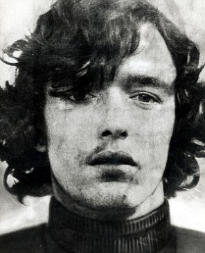 Child killer David McGreavy murdered three children in Worcester in 1973, pictured shortly after his arrest