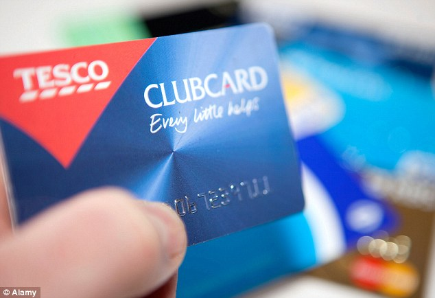 Data: Tesco are t use their Clubcard technology to evaluate what everyone is eating