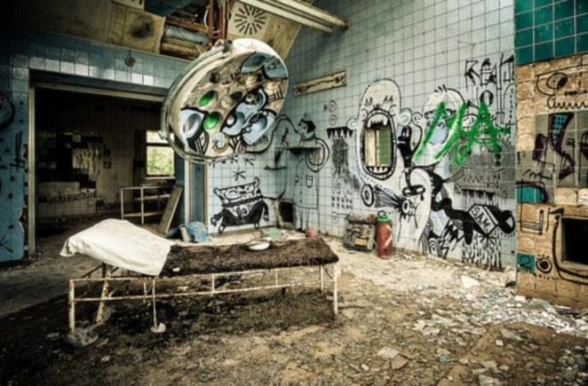 Image result for Beelitz-Heilstätten Hospital (Germany)