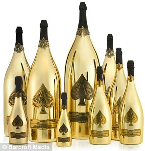 The Armand de Brignac Dynastie