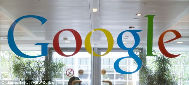 Close: There appears to be a number of links between internet giant Google and the Conservative government