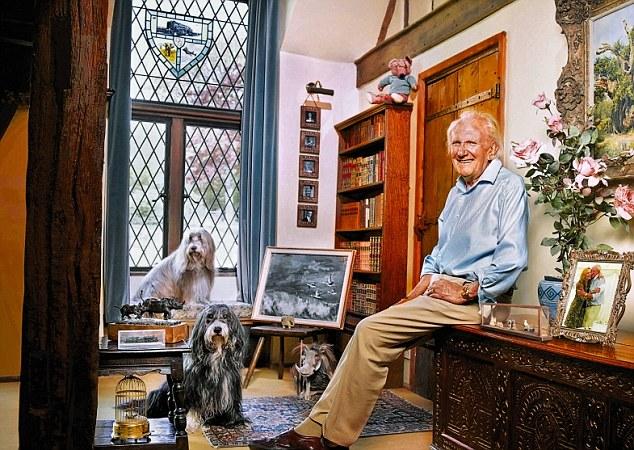 My Haven David Shepherd The Wildlife Artist And