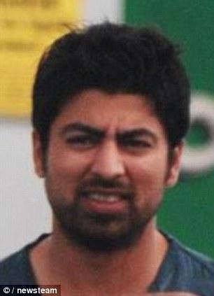 Arman Zahir , one of the gang members