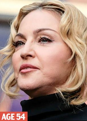 Puffy: Madonna's appearance didn't impress fans