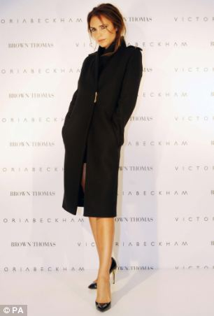 Victoria Beckham suffers with bunions because of her addiction to super-high heels