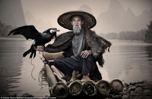Photo and caption by Andrey Pavlov Location: Xingping, Guangxi province, China