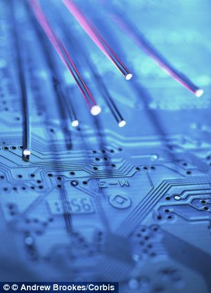 The device could have important implications for sending secret messages via fibre optic cables