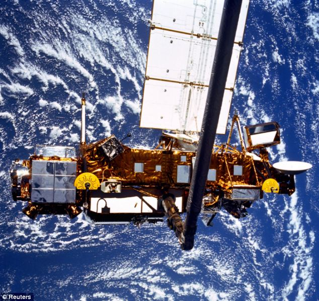 The devices could be used to cloak satellites in mid to high-Earth orbit