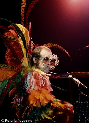 Antigay campaigners in Russia tell Elton John Wear flamboyant clothes at your concert and we