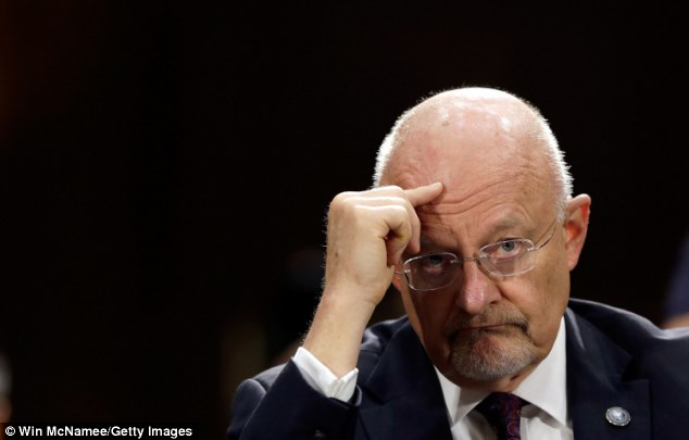 Defensive: Director of National Intelligence James R Clapper said in a statement Saturday that disclosures on intelligence gathering practices were 'reckless'