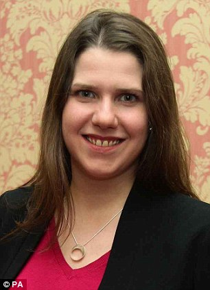 Miss Swinson (pictured) claimed the changes would benefit the economy by £4billion over the next decade