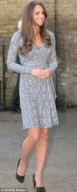 A pregnant Catherine, Duchess of Cambridge, Patron of Action on Addiction, visits Hope House in Clapham in February